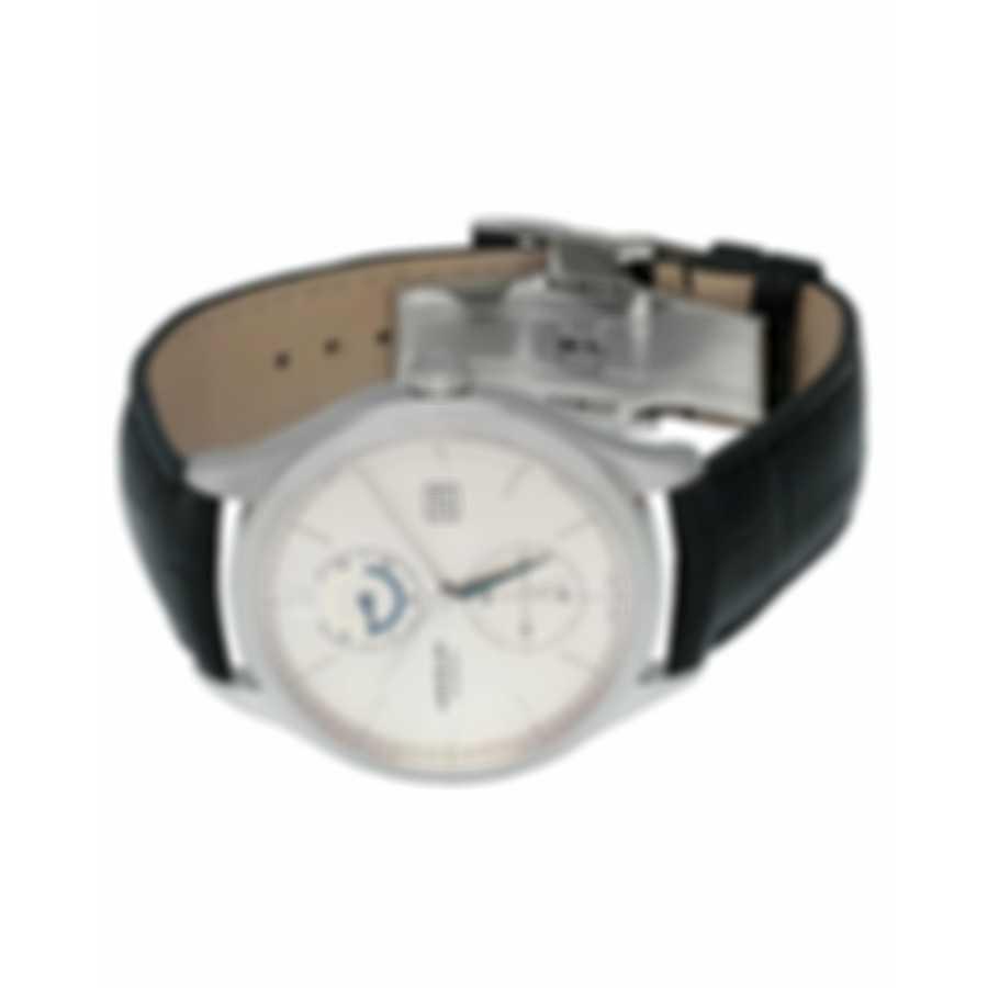 Montblanc Heritage Chronometrie Dual Time Automatic Men's Watch 112540