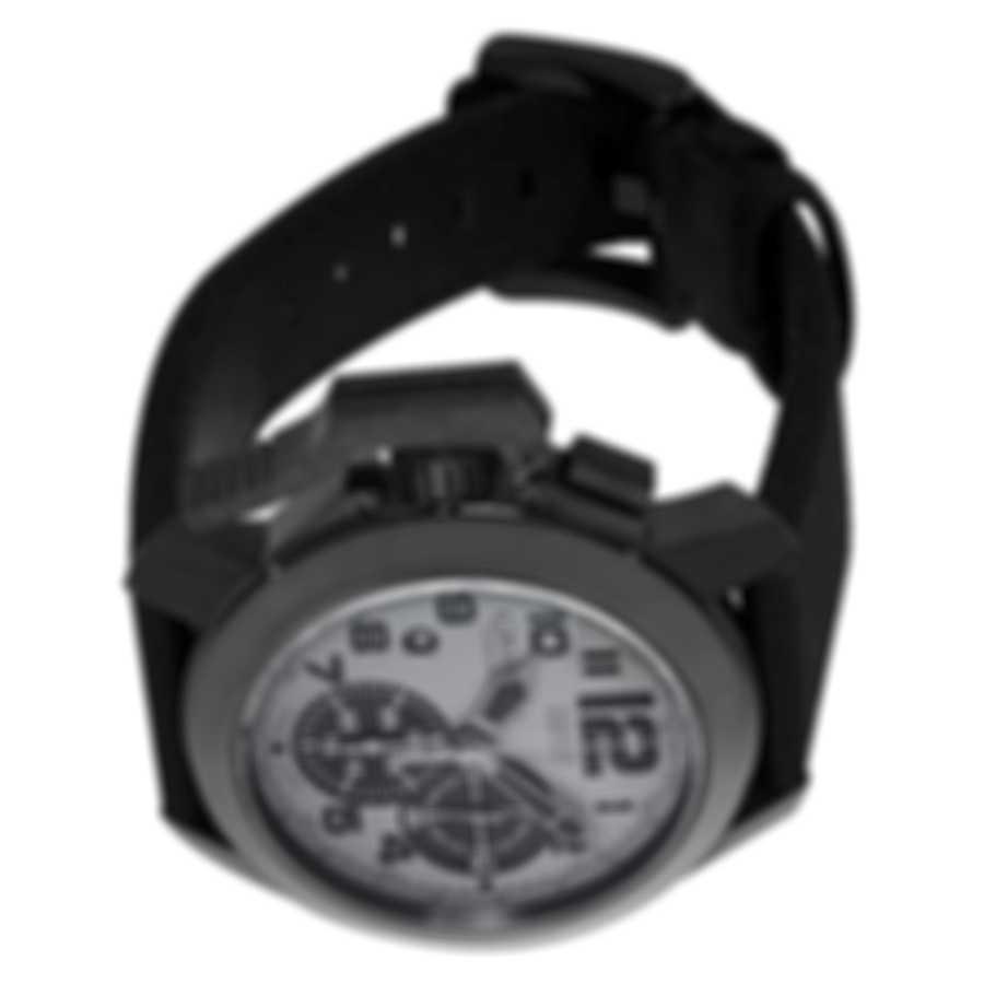 Graham Chronofighter Oversize Black Arrow Chronograph Men's Watch 2CCAU.S01A