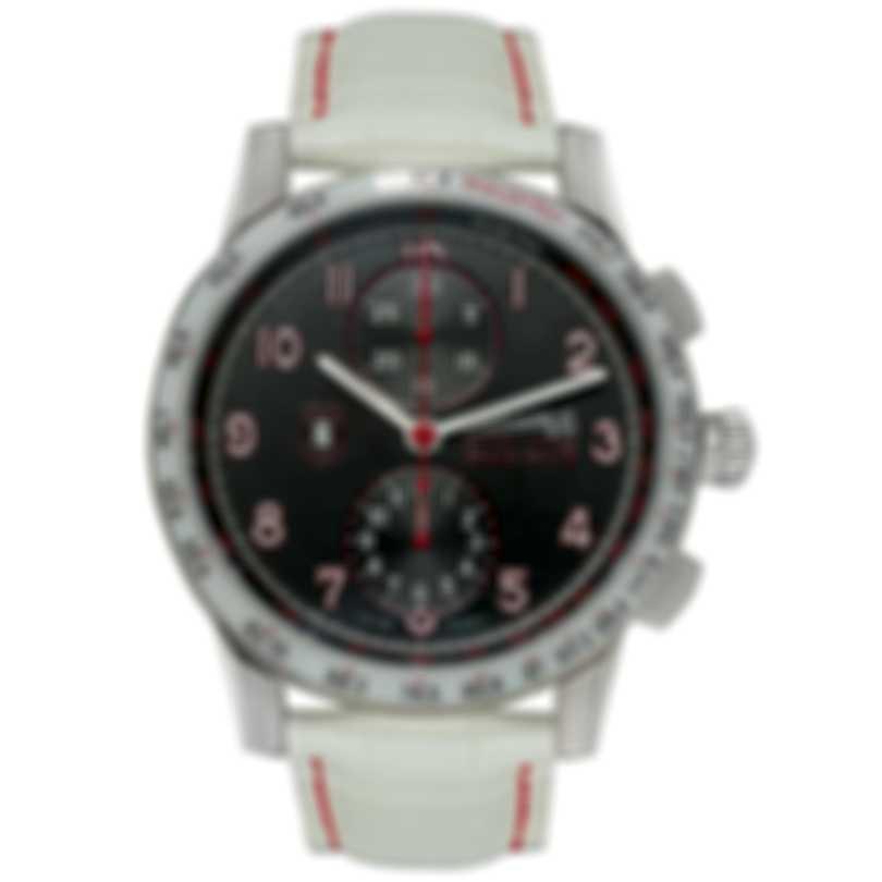 Eberhard Tazio Nuvolari Limited Edition Grand Prix Chronograph Automatic Men's Watch