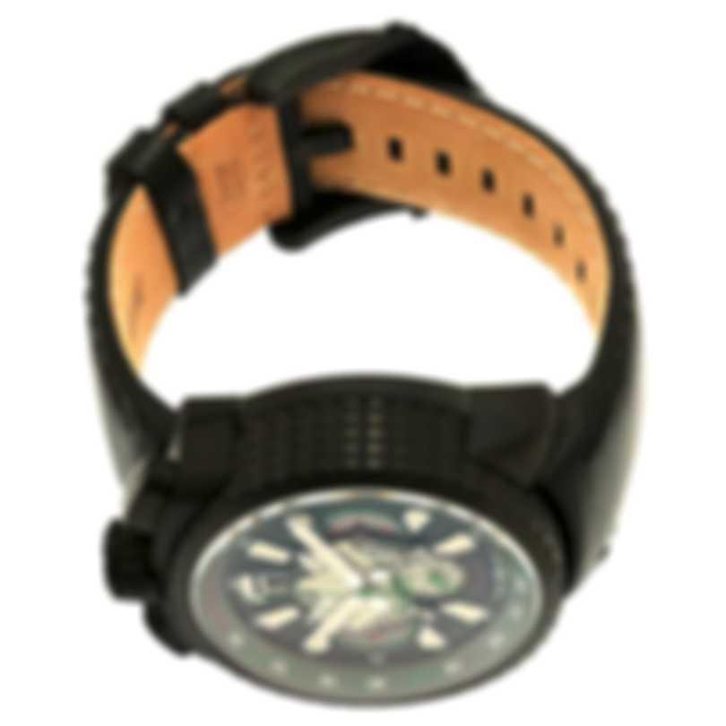 Bomberg Bolt 68 Falcon Chronograph Le Automatic Men's Watch BS47CHAPBA.025-3.3