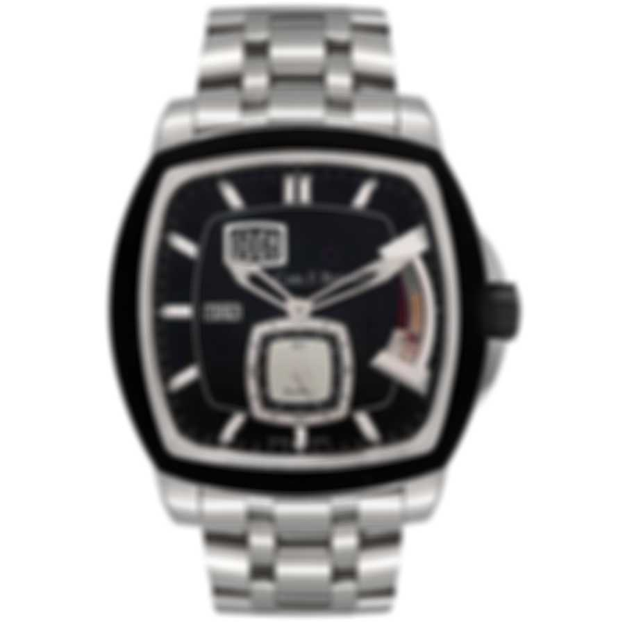 Carl F. Bucherer Patravi Evotec Day Date Power Reserve Men's Watch 00.10627.08.33.21