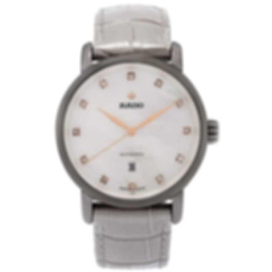 Rado Diamaster Diamond Automatic Ladies Watch