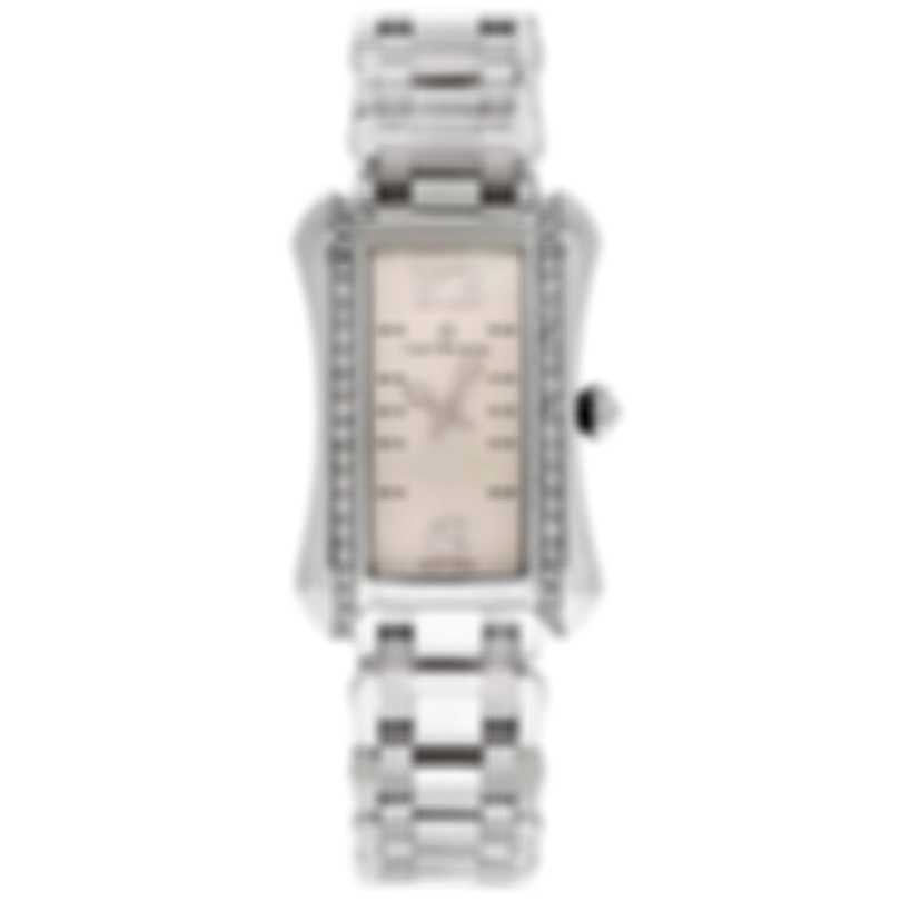 Carl F. Bucherer Alacria Queen Diamond Stainless Steel Ladies Watch 00.10701.08.16.31