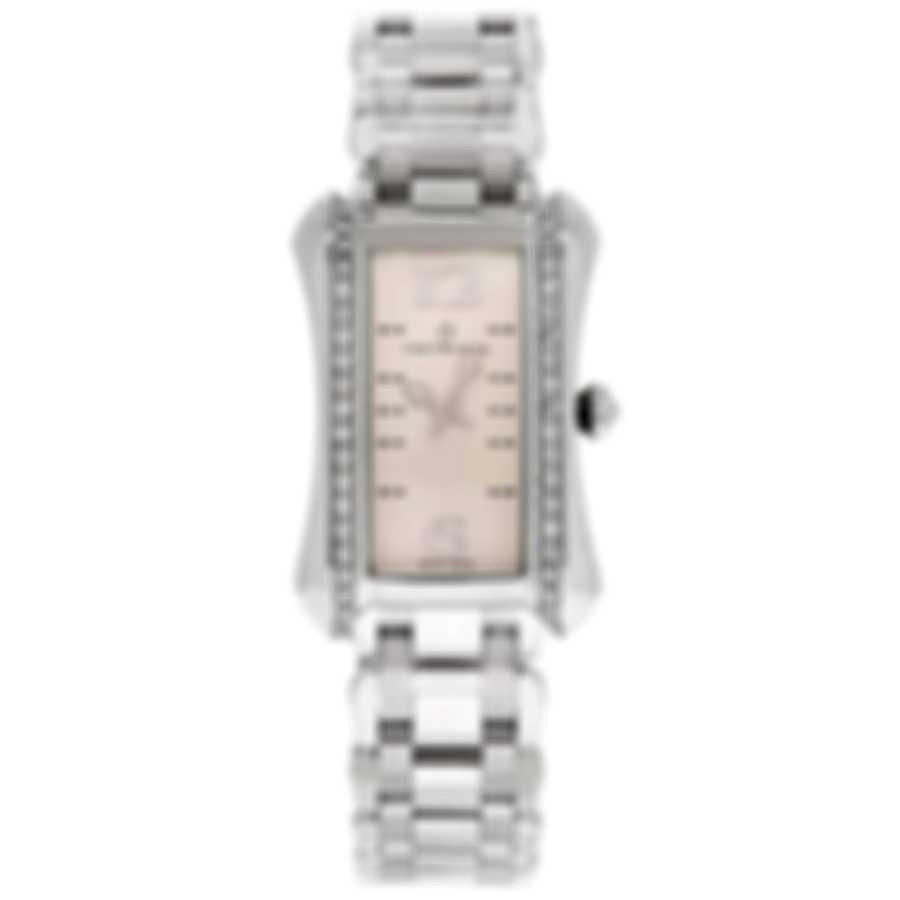 Carl F. Bucherer Alacria Queen Diamond Stainless Steel Ladies Watch 00.10701.08.16.31