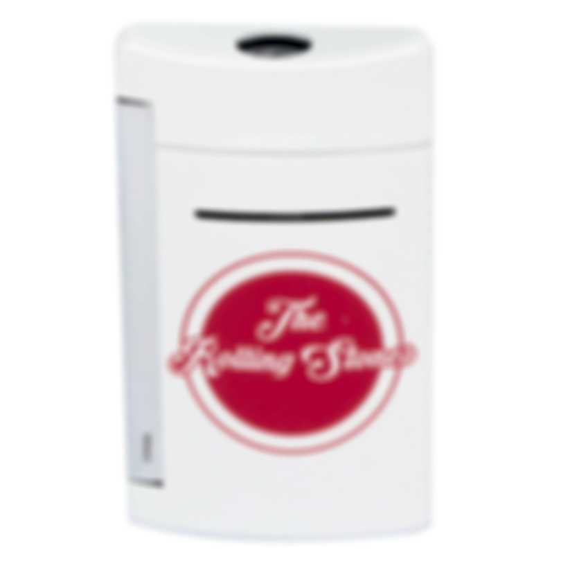 S.T. Dupont Rolling Stones LE White Minijet Lighter 010109