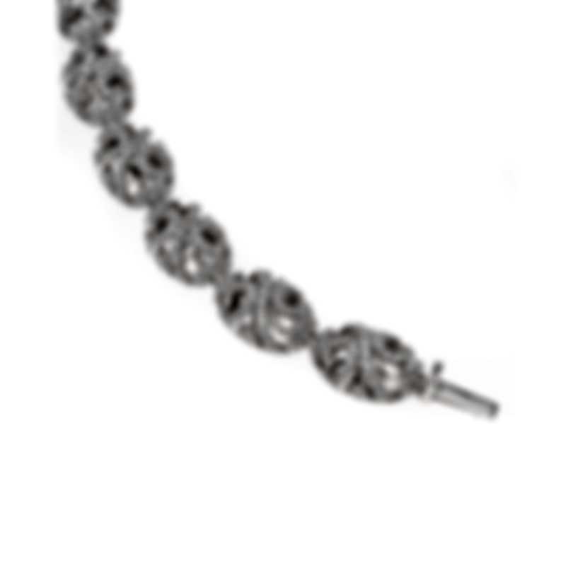 Piero Milano 18k White Gold Diamond(3.98ct Twd) Bracelet M3231BB2