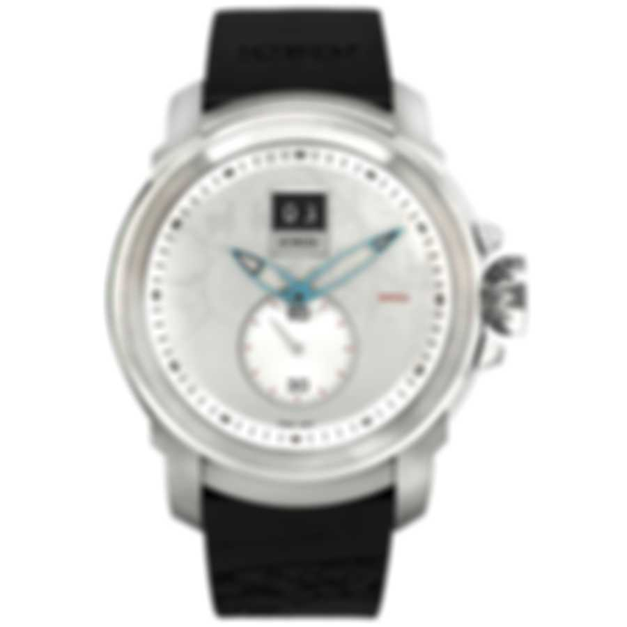Michel Jordi Mega Icon Spring Water Big Date Quartz Men's Watch SIM.301.12.001.01