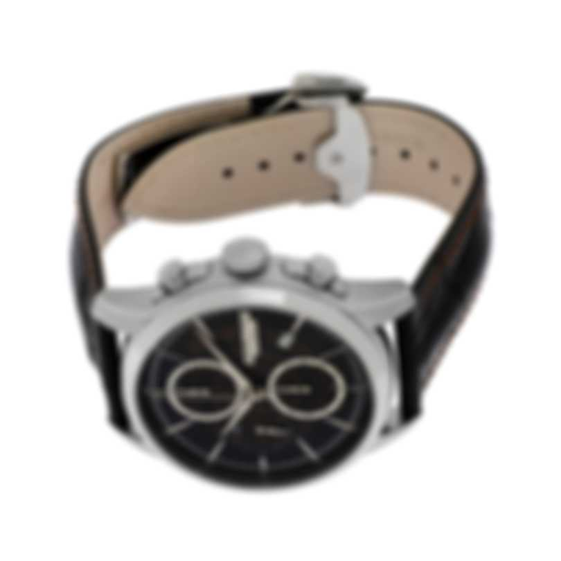 Hamilton Railroad Chronograph Stainless Steel Automatic Men's Watch H40656731