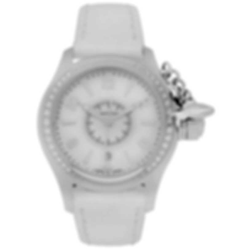 Hamilton Seaqueen Stainless Steel Quartz Diamond Ladies Watch H77211615