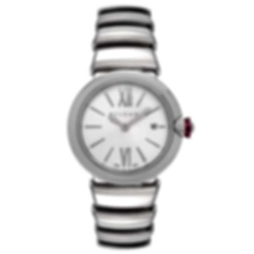 Bvlgari Lvcea Stainless Steel Quartz Ladies Watch