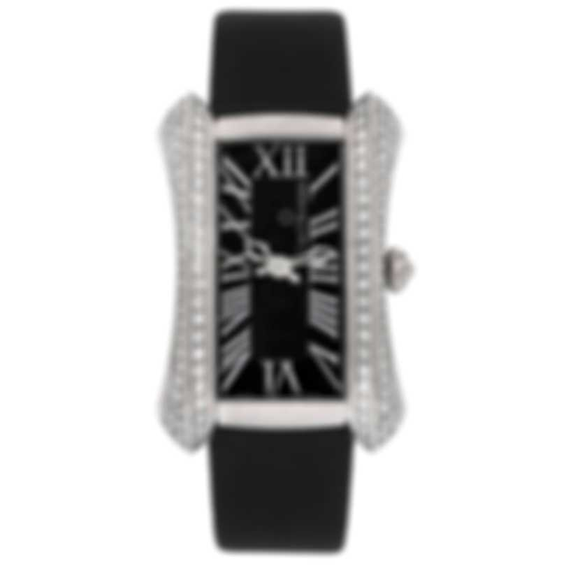 Carl F. Bucherer 18k White Gold Alacria Diva Quartz Ladies Watch 00.10705.02.31.12
