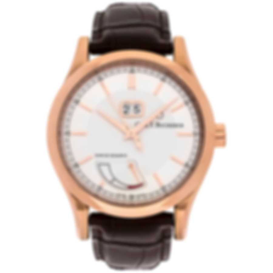 Carl F. Bucherer Manero Big Date Power Reserve 18k Rose Gold Automatic Men's Watch 00.10905.03.13.01